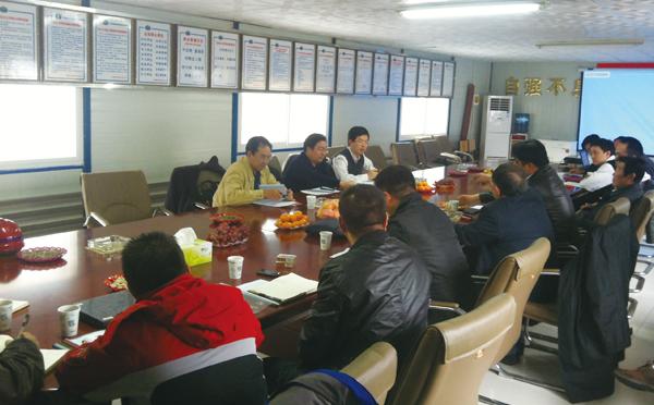 知名专家学者黄小坤、郑文忠来合创参观指导