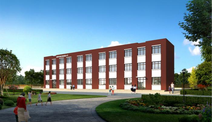 霸州十五所学校新建改建校舍工程